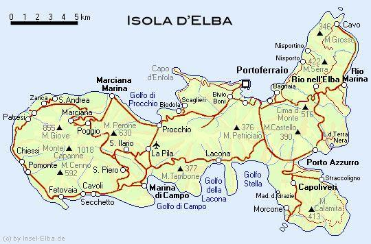 Elba Karte.Itde 2018 Isola D Elba Revival 05 07 Oktober 2018